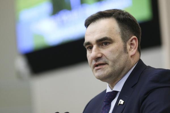 Юрий Кобзев был избран в Госдуму по одномандатному округу