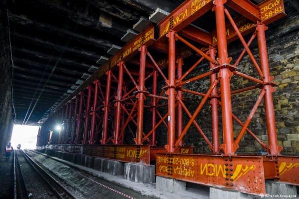 Эти конструкции укрепят мост