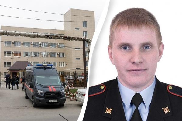 10 лет Владимир Тафинцев проработал в комендантской роте МВД