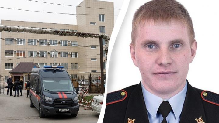 «У него осталась годовалая дочь»: убитого в Волгограде полицейского представят посмертно к награде