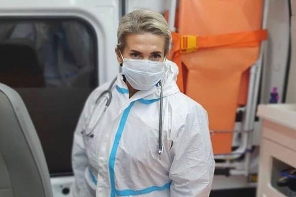 Юлия Моргунова показала пример коллегам, которые страдают от унижений пациентов