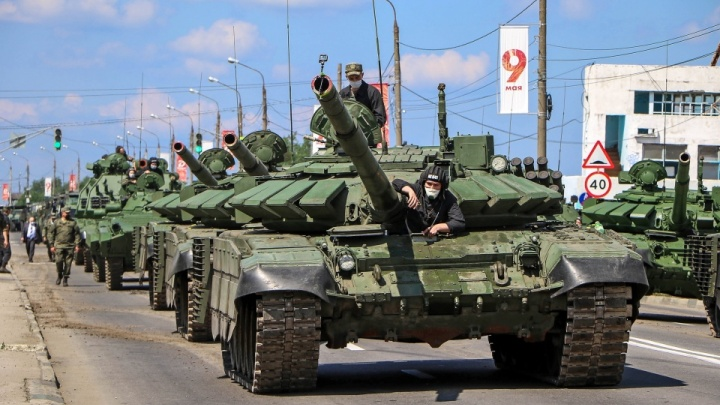 В Нижегородской области пройдут совместные учения российских и белорусских военных