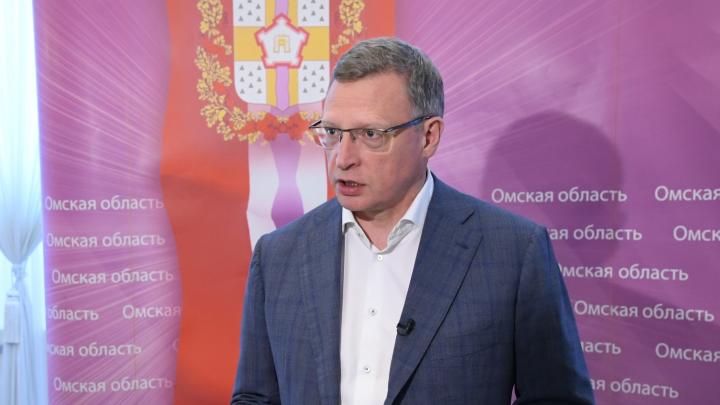 Из-за проблем в омском Минздраве Бурков отказался от реабилитации после коронавируса