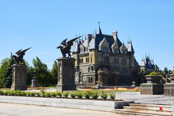 Замок Гарибальди — уголок средневековой Европы в Самарской области
