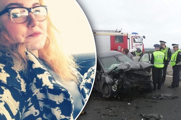 Кристина Тахтеева ответит в суде за пьяную аварию со смертельным исходом