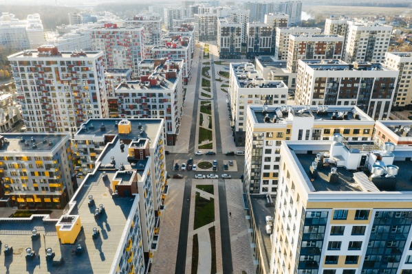 Челябинцы могут купить квартиру в ЖК «Испанские кварталы» в Новой Москве около станции метро «Прокшино»