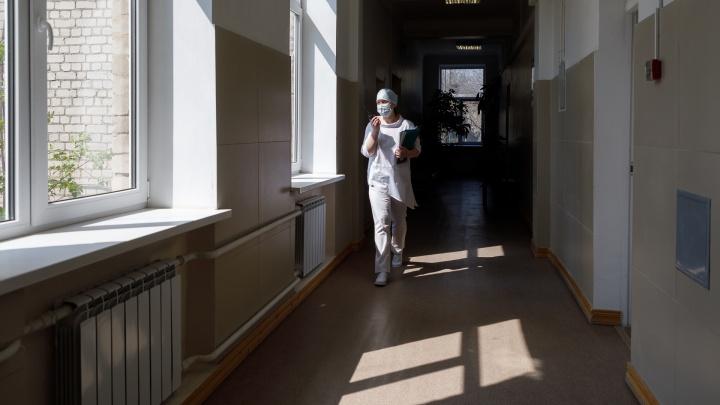 За вспышку коронавируса в тольяттинском психдиспансере накажут медсестру