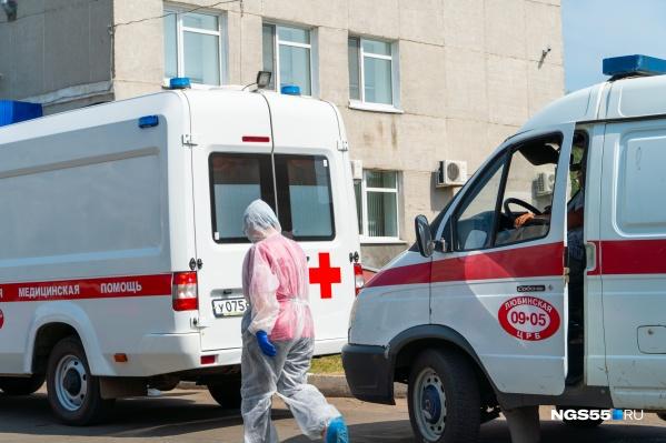 Всего по России за минувшие сутки более пяти тысяч заболевших коронавирусом