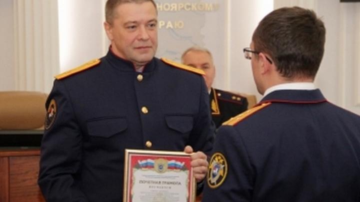 Глава Следственного комитета края Андрей Потапов покинул свой пост