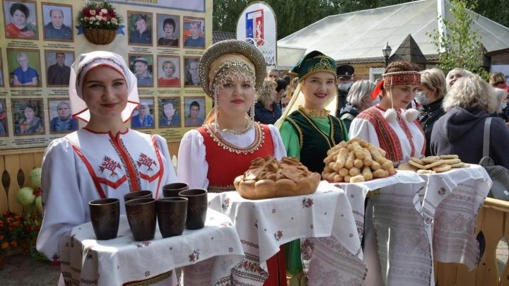 В Самарской области открылась агропромышленная выставка