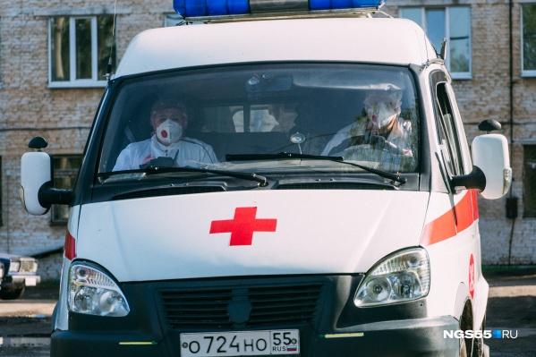 Всего в Омской области зарегистрировано 389 случаев коронавирусной инфекции