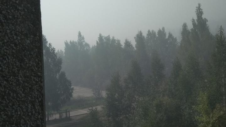 Промышленники извинились перед жителями Карабаша за густой смог