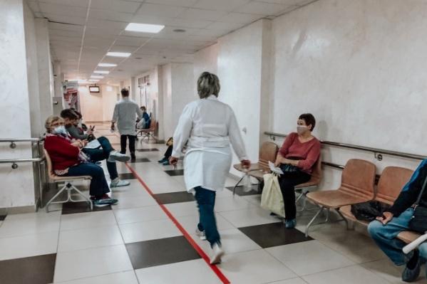 В регионе за пандемию заразились свыше 14 тысяч человек