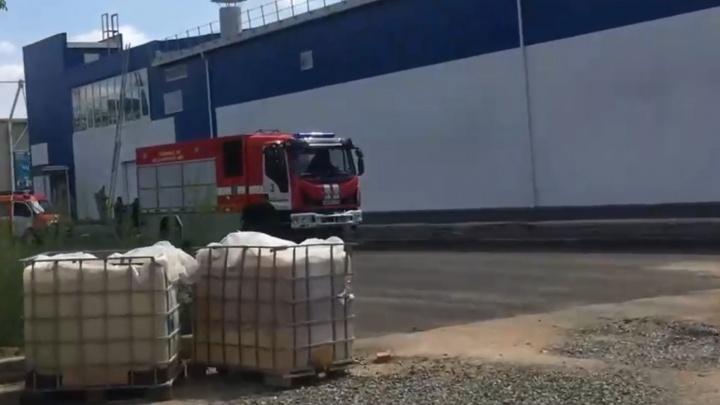 «Не успели сдать — уже сожгли»: в Челябинске полыхнул новый центр шорт-трека
