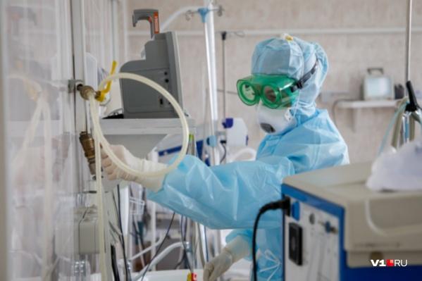 Коронавирус на Южном Урале подтверждён у 4245 человек