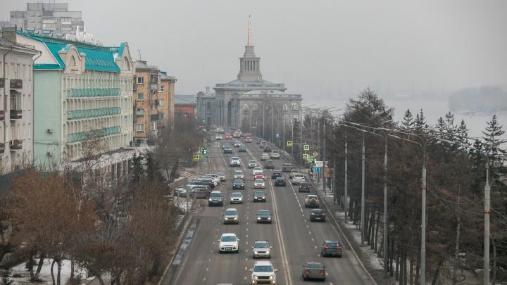 Статистики подсчитали, что Красноярск отстает по числу авто в сравнении с городами-миллионниками