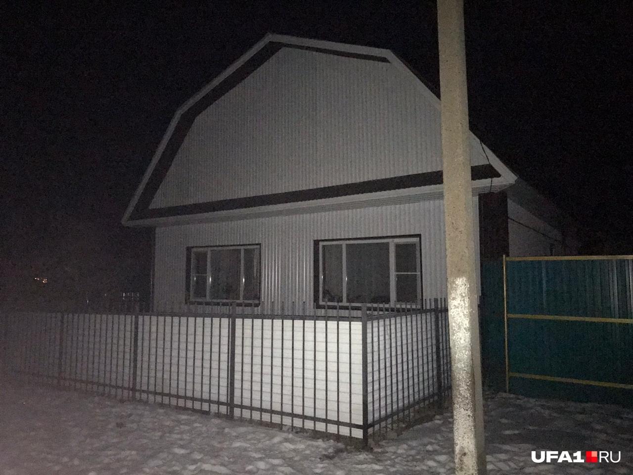 Дом Махияновой в Махмутово