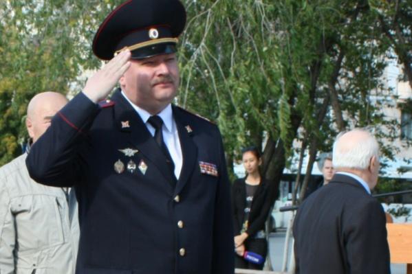 Андрея Шамина отправили в СИЗО до 20 мая