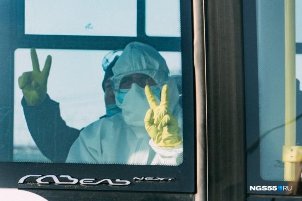 Больше рабочих из Омска в Якутии нет
