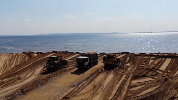 В Самарской области утвердили планировку платной дороги к мосту у Климовки