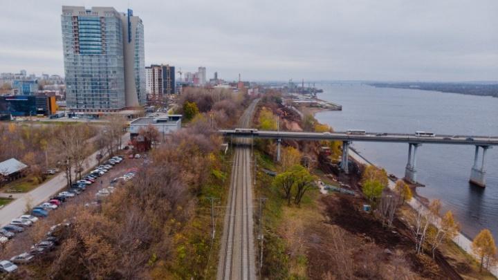 Власти отложили покупку участка железной дороги от Перми I до Перми II