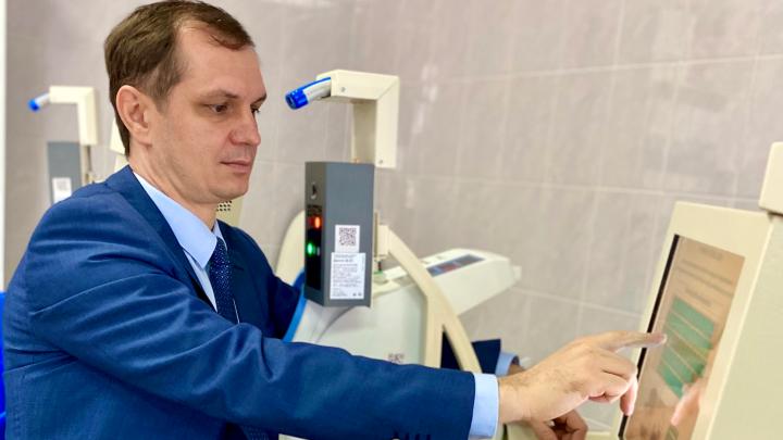 «О здоровье позаботится компьютер»: под Волгоградом тестируют новую систему ежедневных медосмотров