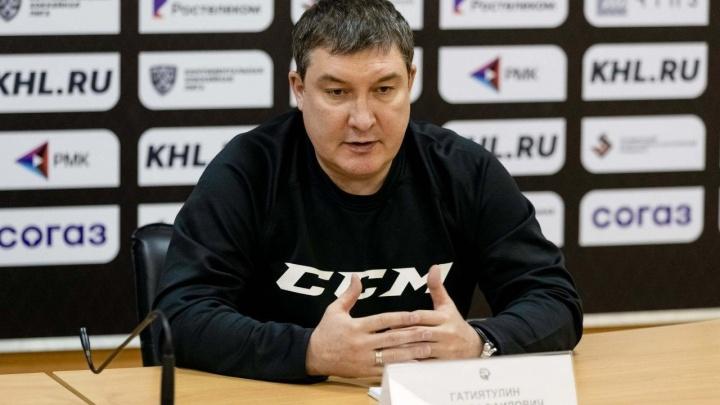 Главный тренер «Трактора» будет дистанционно рулить командой в первом матче сезона КХЛ