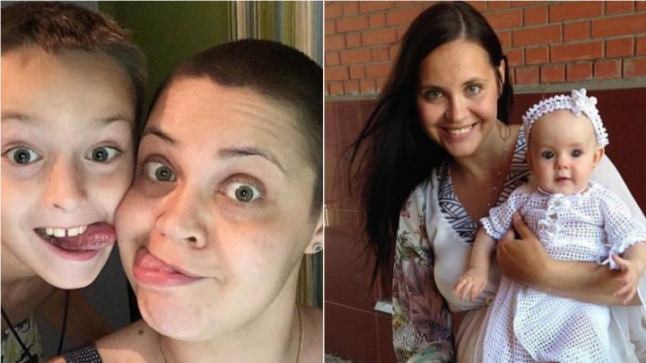 «Думала, что просто устала»: мать троих детей заболела раком и год отказывалась от помощи врачей