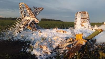 Катастрофа в чистом поле: всё, что известно о крушении Ан-2 в Нижегородской области
