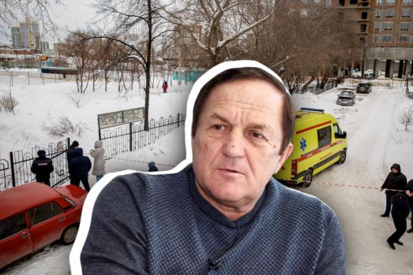 Олега Арчибасова застрелили неподалеку от его дома и офиса