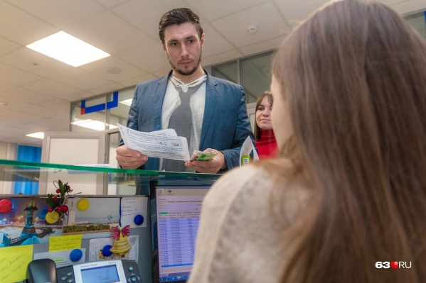 Многотысячные счета за установку счетчиков жители Самары получили в начале января 2021 года