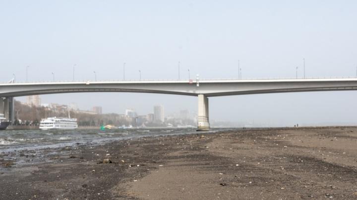 В Ростовской области начался засушливый период