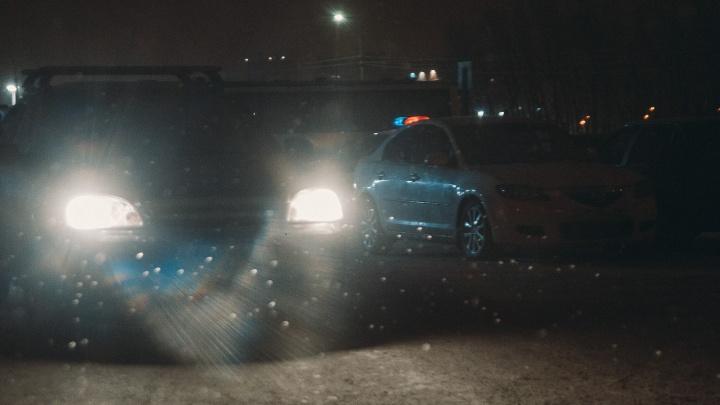 Уснул за рулем и выехал на встречку: на Камчатской в Тюмени произошло ДТП
