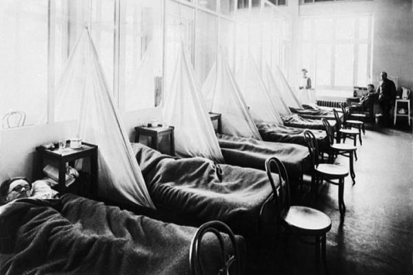 Донские эпидемии проходили на фоне мировой пандемии испанки