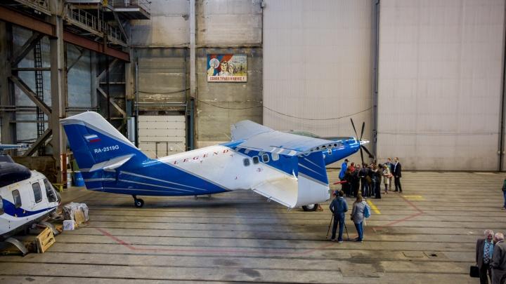 Новосибирская компания купила у Алтайского края два самолета почти за полмиллиона