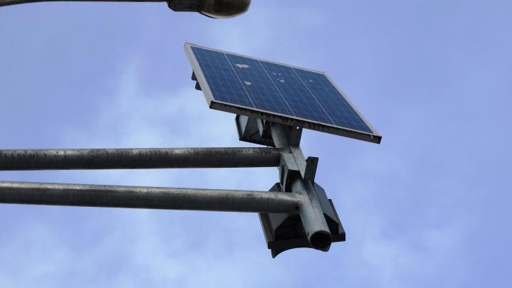 Ищите свою улицу: где в Екатеринбурге установят фонари в 2021 году
