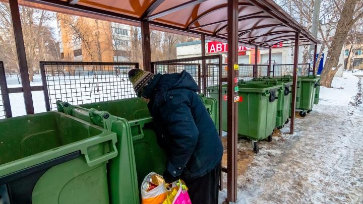 Стало известно, насколько регулярно жители Самарской области платят за вывоз мусора