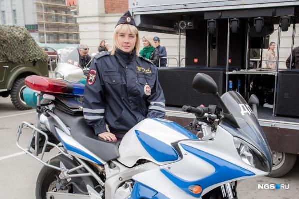 Мотоциклистов будут проверять до конца октября