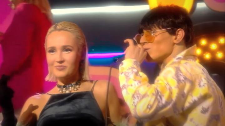 NILETTO NILETTI и Claudia Cocca: уральские поп-певцы спели свои хиты на итальянском в гостях у Урганта
