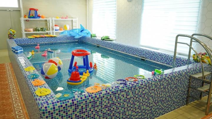 В Кемерово открыли детский сад с бассейном за 211 миллионов