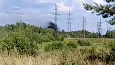 Не крушение, а хлопок: стало известно, что случилось на месте лжепадения Ан-2 в Дзержинске