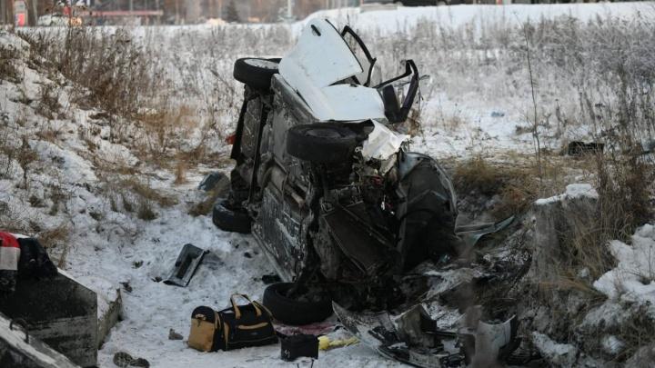 Приехал в Екатеринбург за родственниками. Что известно о водителе, устроившем ДТП на Кольцовском тракте
