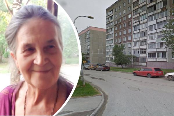 Наталья Макарова живёт одна. В какой-то момент она перестала выходить на связь