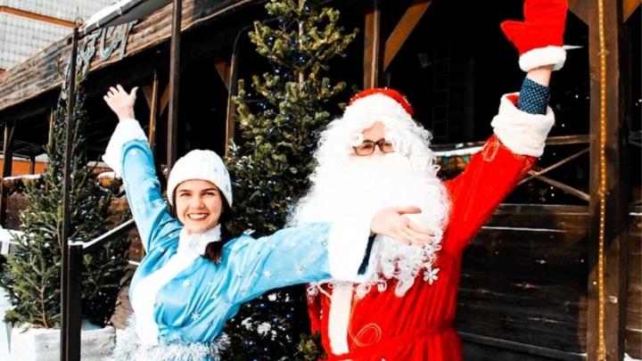 «Дарим настроение без угрозы»: на новосибирском Avito появился Дед Мороз с антителами к коронавирусу
