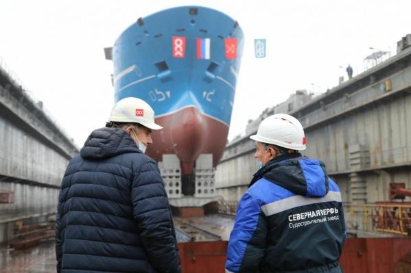 По словам гендиректора ООО «Глобус», траулер могут начать использовать для ловли рыбы в Баренцевом и Норвежском морях уже в 2021 году