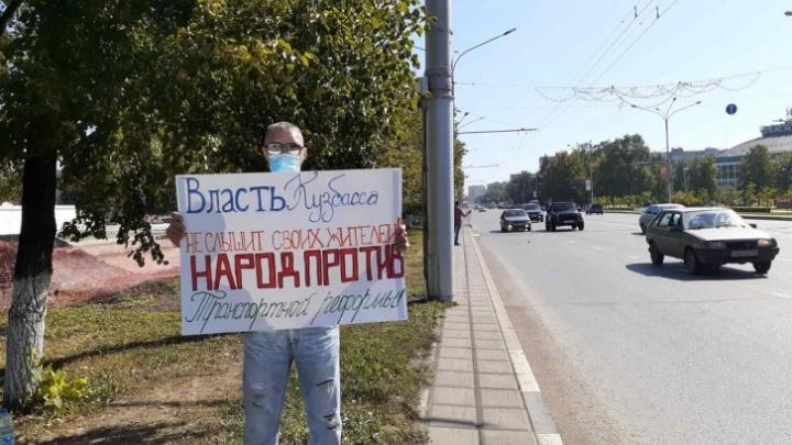 «Когда закончится этот беспредел?»: новокузнецкие перевозчики хотят устроить митинг в центре Кемерово