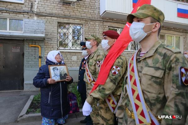 Персональные парады проведут по месту жительства ветеранов