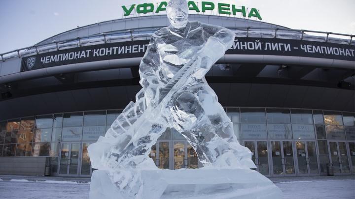 Матчи «Ак Барса» и «Салавата Юлаева» в Казани пройдут без зрителей