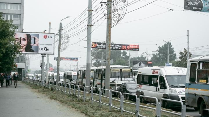 В Челябинске маршрутчикам не разрешили прервать работу на молитву в Курбан-байрам