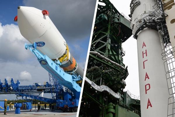 Сергей Шойгу оценил подготовку ракет-носителей «Союз-2» и «Ангара-А5»